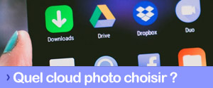 Comment choisir un cloud photo pour partager des photos, des vidéos ou des fichiers avec sa famille et ses amis ? Découvrez notre comparatif et avis sur les clouds photos en ligne