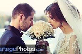 Partager son mariage en ligne : photos et vidéos privées ici !