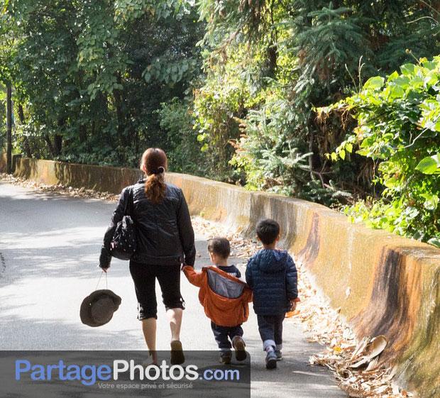 Partager un voyage de façon sécurisée est important lorsqu'on est en famille