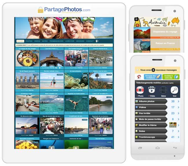 Découvrez la meilleure application de partage photo sécurisé sur Internet