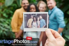 Créer et partager des albums photos et vidéos à plusieurs