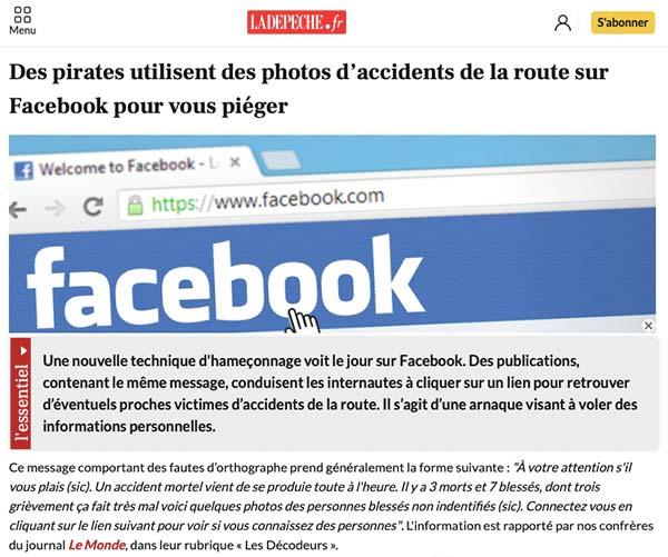 Photo en ligne : mieux vaut éviter Facebook