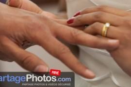 Créer un joli petit blog sécurisé de jeunes mariés