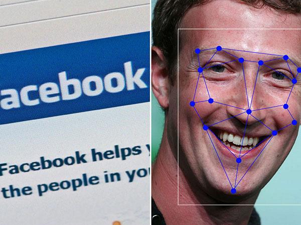 La reconnaissance faciale de Facebook