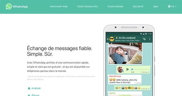 Partage vidéo en ligne sur WhatsApp : est-ce bien raisonnable ?