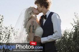 Comment créer une galerie photo de mariage ?