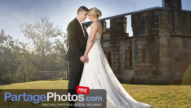 Galerie photo de mariage : préférer une plateforme sécurisée pour partager photos et vidéos de son mariage est certainement la meilleure solution