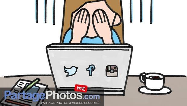 Pour autant, bon nombre d'utilisateurs des réseaux sociaux continuent à publier des photos de leur famille et de leurs enfants, de façon publique.