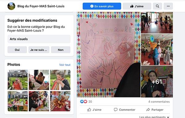 Blog MAS sur Facebook ? Très mauvaise idée !