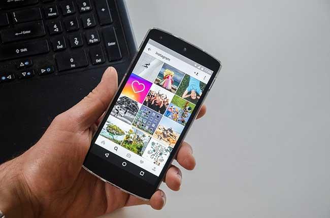 Le partage photos et la création de galeries sur Instagram sur mobile