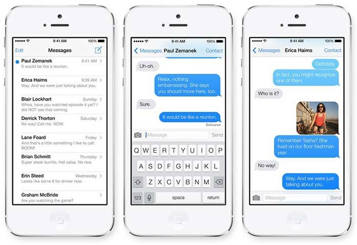 Messenger est très utilisé malgré les risques élevés liés à la protection des données et de la vie privée