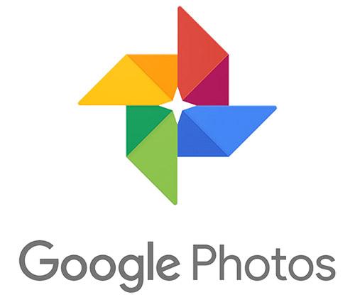 Partage photos et fichiers sur Google Photos