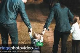 Votre réseau social privé de photos et vidéos