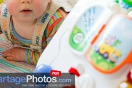 Publier un album photos de crèche pour les parents