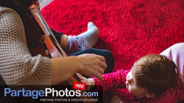 Partager un album photos en ligne ou des vidéos : créer son espace sécurisé permet de garder le contrôle sur sa vie privée et protéger son droit à l'image