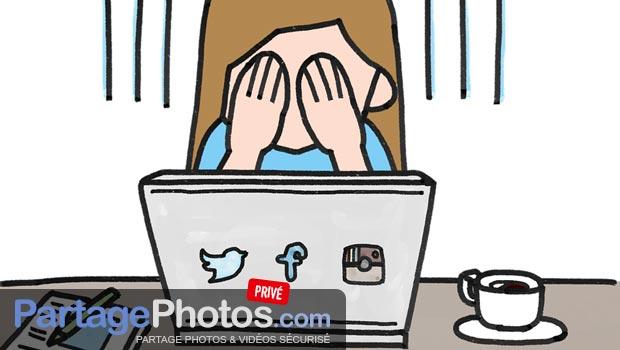 Comment créer un album photo privé sur Facebook ?